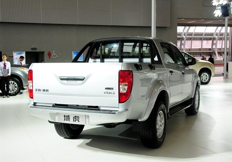长安域虎_2012款2.4t四驱外观柴油(slx)--手动车身江铃奔奔异响图片
