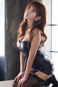 韩国美女尺度写真