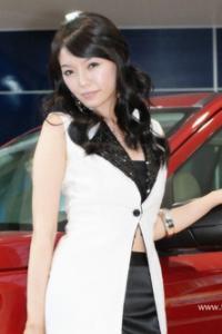 日本第一美女车模