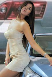 中国第一美女车模